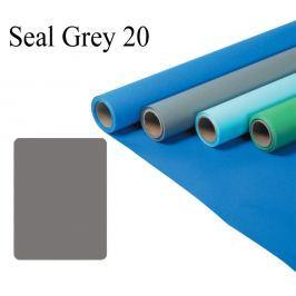 FOMEI 2,72x11m SEAL GREY papírové pozadí