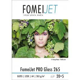 FOMEI FomeiJet PRO A4/20+5 ks 265g Gloss