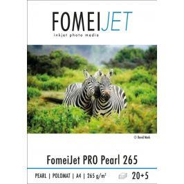 FOMEI FomeiJet PRO A4 pearl 265g/20+5 ks