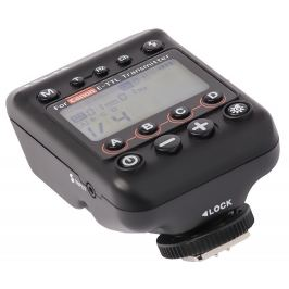 FOMEI HSS TTL vysílač Canon pro T400TTL