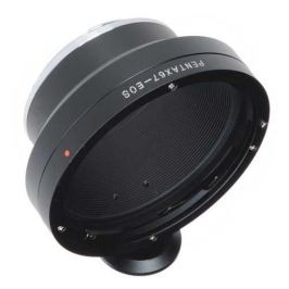 FOTODIOX adaptér objektivu Pentax 67 na tělo Canon EF