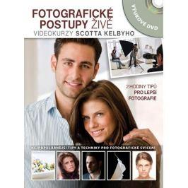 FOTOGRAFICKÉ POSTUPY ŽIVĚ - výukové DVD