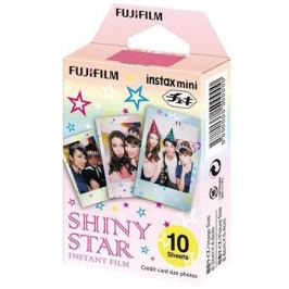 FUJIFILM INSTAX COLORFILM MINI GLOSSY SHINY STAR WW 1