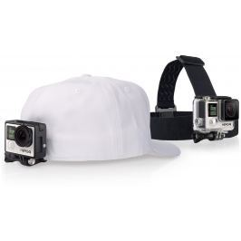 GOPRO Head Strap + QuickClip - čelenka na hlavu