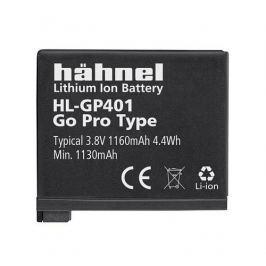 HAHNEL HL-GP401 náhradní akumulátor pro GoPro 4 1160mAh