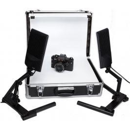 HELIOS  fotostudio v kufru pro produktovou fotografii s LED osvětlením