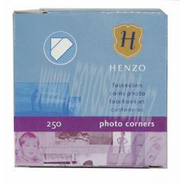HENZO fotorůžky 250 ks, bílý podklad