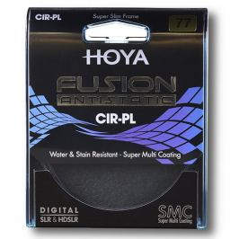 HOYA filtr polarizační cirkulární FUSION ANTISTATIC 62 mm