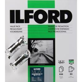 ILFORD MG IV RC 18x24/25 44M pearl + 2x HP5 135/36, promo kit
