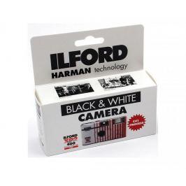 ILFORD XP2 jednorázový fotoaparát s bleskem ISO 400/27 snímků