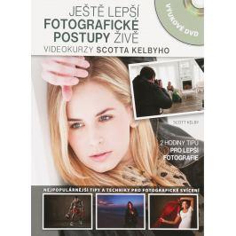 JEŠTĚ LEPŠÍ FOTOGRAFICKÉ POSTUPY ŽIVĚ - výukové DVD