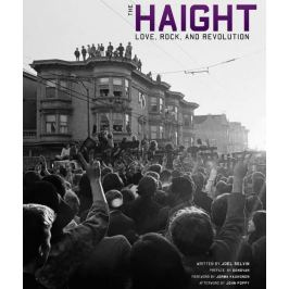 JIM Marshall - THE HAIGHT LOVE, ROCK AND REVOLUTION