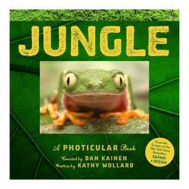 JUNGLE - a Photicular Book