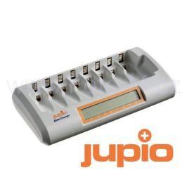JUPIO Octo Charger - nabíječka pro 8x AAA nebo AA