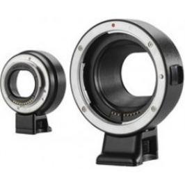 VILTROX adaptér objektivu Canon EOS na tělo EOS M