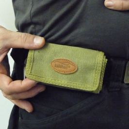 KALAHARI pouzdro na 12 SD/CF karet, khaki 440092