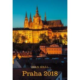 Kalendář Ivan Král - PRAHA 2019 velký