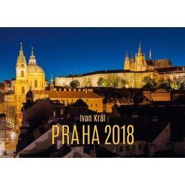 Kalendář Ivan Král - PRAHA 2019 střední