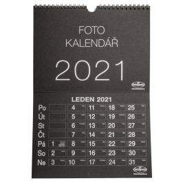 Kalendář na vlastní foto MALÝ KARTON 2019