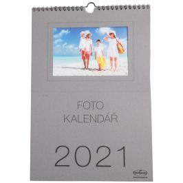 Kalendář na vlastní foto MALÝ s PASPARTOU 2019