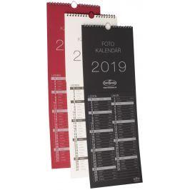 Kalendář na vlastní foto PODLOUHLÝ 2019