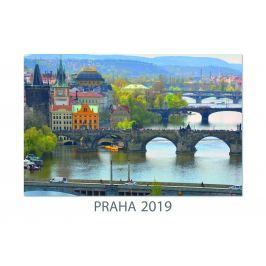 Kalendář Šourek PRAHA 2019