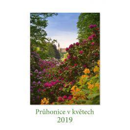 Kalendář Šourek PRŮHONICE V KVĚTECH 2019