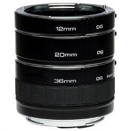 KENKO Mezikroužky set 12/20/36 mm pro Canon EOS