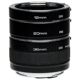 KENKO Mezikroužky set 12/20/36 mm pro Nikon