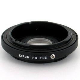 B.I.G. adaptér objektivu Canon FD na tělo Nikon s optikou