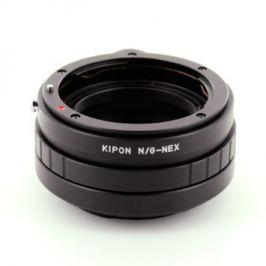 B.I.G. adaptér objektivu Nikon G na tělo Sony E