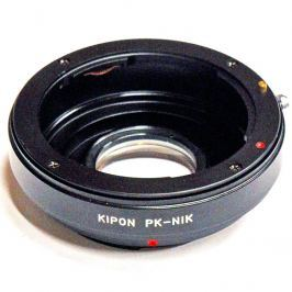 B.I.G. adaptér objektivu Pentax K na tělo Nikon