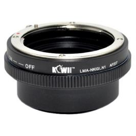KIWI adaptér objektivu Nikon F(G) na tělo Nikon 1