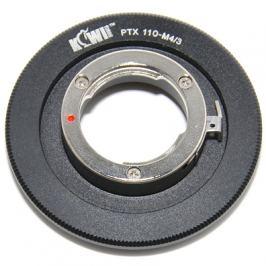 KIWI adaptér objektivu Pentax 110 na tělo MFT