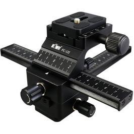 KIWI makrosáňky FC-1 II s destičkou