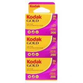 KODAK Gold 200/135-36 3-balení
