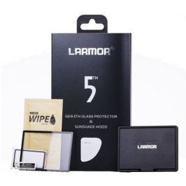 LARMOR ochranné sklo na LCD 5. generace pro Fujifilm X-T1/2