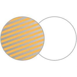LASTOLITE 3006 odrazná deska 75 cm sluneční oheň/bílá