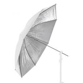 LASTOLITE 4531 deštník 100 cm stříbrná/bílá