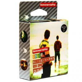 LOMOGRAPHY film Slide 200/120  3-pack expirace 5/2018
