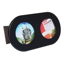 LOMOGRAPHY  fotorámeček Fisheye Double Frame
