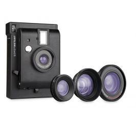 LOMOGRAPHY Lomo Instant & Lenses - černý
