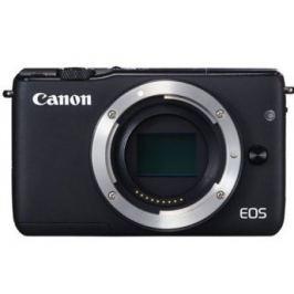 CANON EOS M10 černý Digitální fotoaparáty