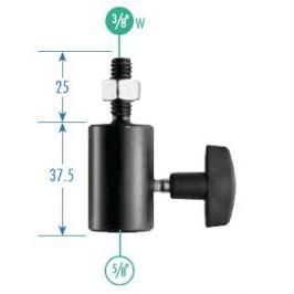 MANFROTTO 014 BIM - adaptér s otvorem 5/8´´a závitem 3/8´´
