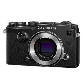 OLYMPUS PEN F černé tělo Digitální fotoaparáty