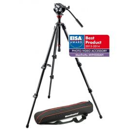 MANFROTTO MVH500AH,755CX3, VIDEO stativ s hlavou, SET carbon
