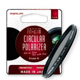 MARUMI filtr polarizační cirkulární FIT+SLIM 52 mm