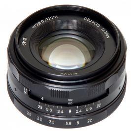 MEIKE 50 mm f/2 MC pro Canon EF-M