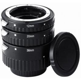 MEIKE mezikroužky set 13/21/31 pro Canon EF