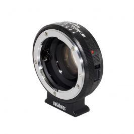 METABONES adaptér objektivu Nikon G na Fujifilm X Speed Booster Ultra 0,71x